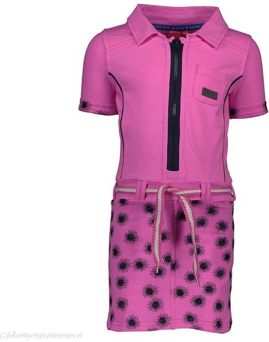 B.Nosy Girls polojurk Lavendel maat: 110/116