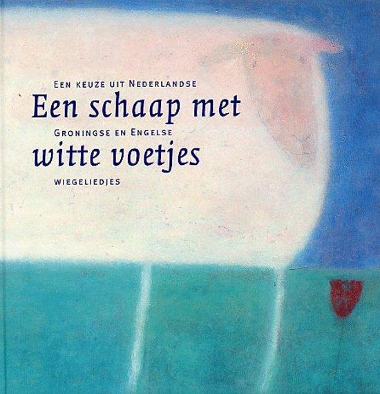 Cover van het boek 'Een schaap met witte voetjes' van Adrienne Craddock