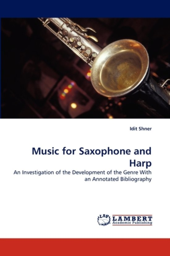 Music for Saxophone and Harp