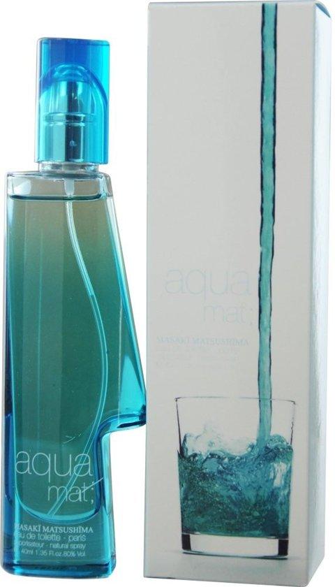 Masaki Matsushima Aqua Mat For Men Edt Spray 40 ml
