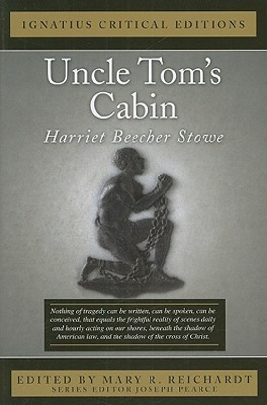 an analysis of the book uncle toms cabin by harriet beecher stowe Find all available study guides and summaries for uncle tom's cabin by harriet beecher stowe if there is a sparknotes, shmoop, or cliff notes guide, we will have it listed here.