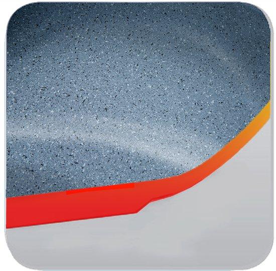 BK Granite Koekenpan 28 cm