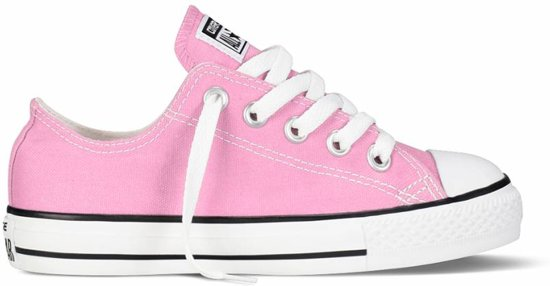 3126b9c3a47 Converse All Stars SE 660047c Roze Glitters - Maat 35. Converse Chuck  Taylor All Star Sneakers Laag Baby - Pink - Maat 19