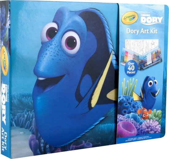 Dory - Kleurkoffer (M)