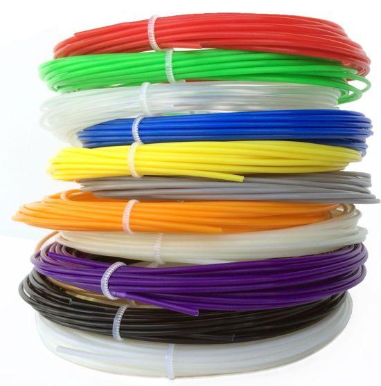 3D pen filament pakket 20 kleuren ABS