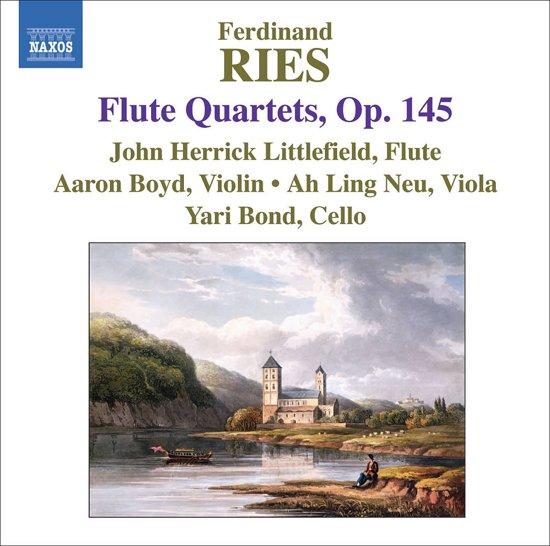 Ries: Flute Quartets Op. 145