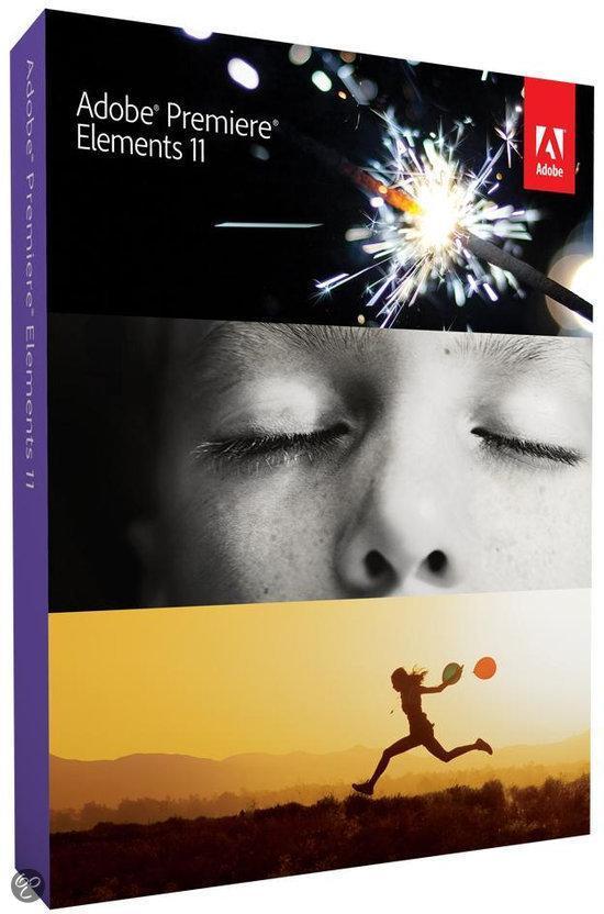 Adobe Premiere Elements 11 - Engels / Win / Mac