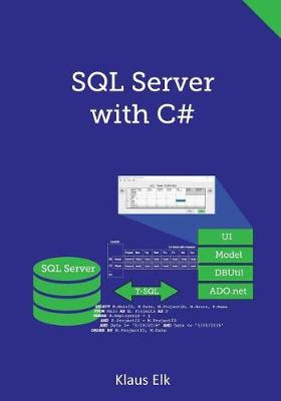 SQL Server with C#
