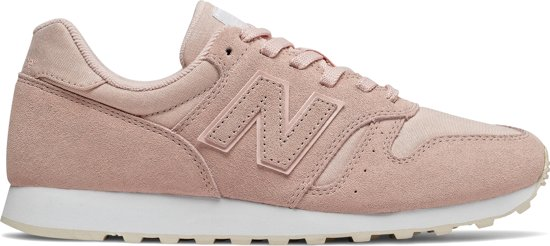 New Balance 373 Classics Traditionnels Sneakers - Maat 37 - Vrouwen - licht  roze