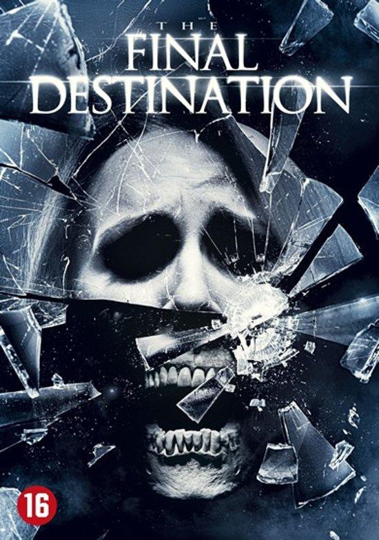 Cover van de film 'Final Destination 4'