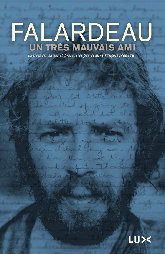 Boek cover Un très mauvais ami van Pierre Falardeau (Onbekend)