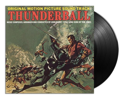 Thunderball 180Gr+Download)