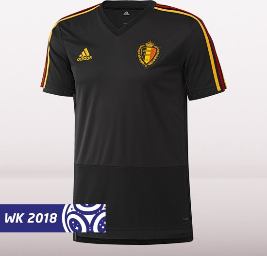| Adidas Belgie Trainingsshirt 2018 Heren cd3608 M