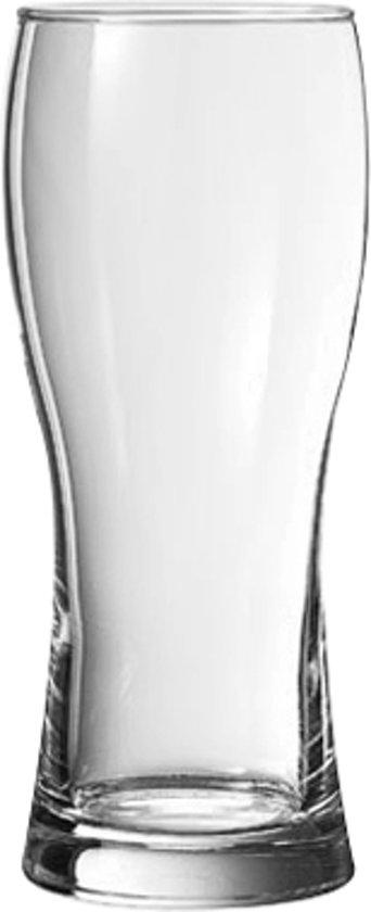 Durobor Praag Bierglas - 38 cl - Set-6