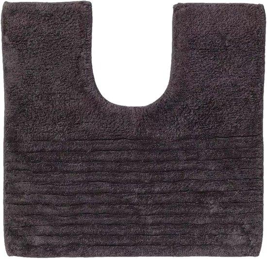 Sealskin Essence - Toiletmat - 45x50 cm - Antraciet
