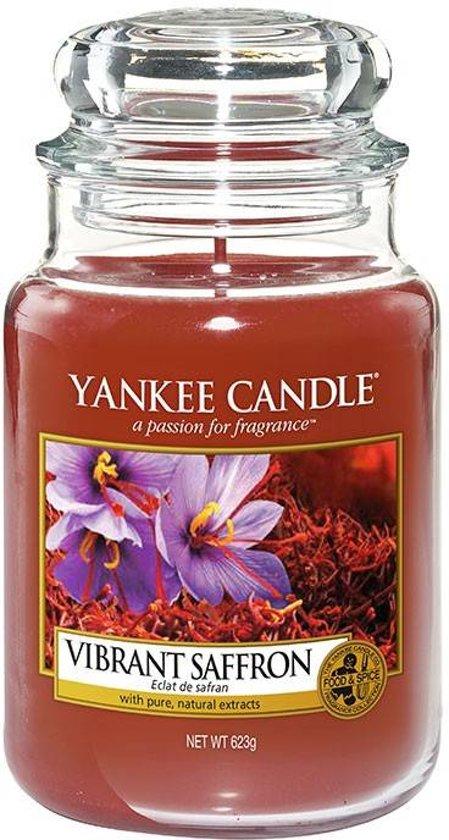 Yankee Candle Large Jar Vibrant Safron