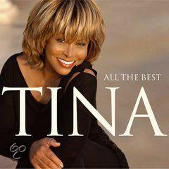 Bolcom All The Best Tina Turner Cd Album Muziek
