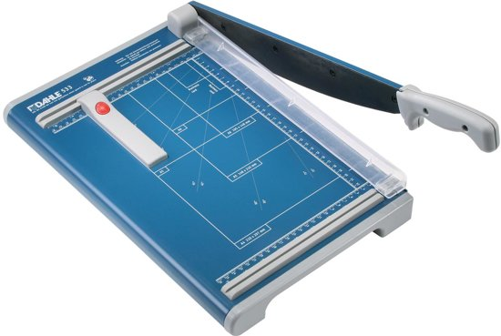 Dahle snijmachine snijlengte: 340 mm