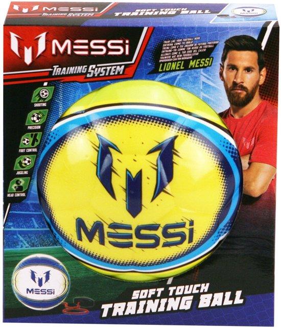Messi Voetbal Trainings Bal Maat 2 Geel