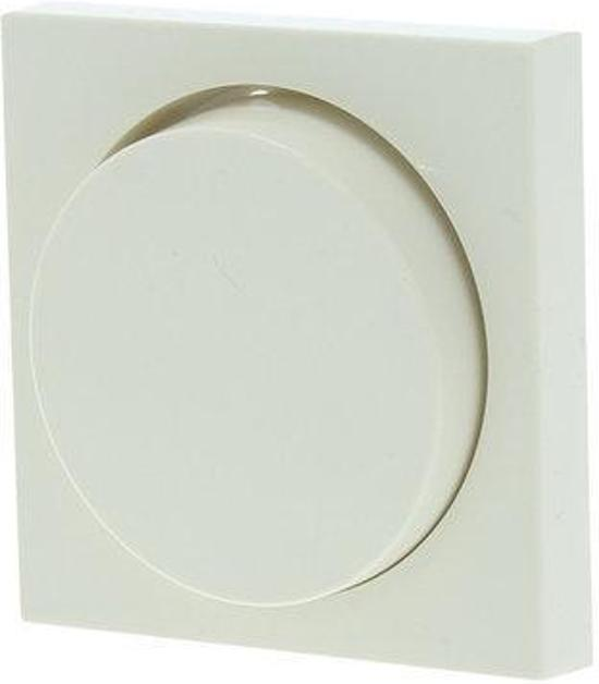 Gira SY55 Dimmer Centraalplaat - Crème