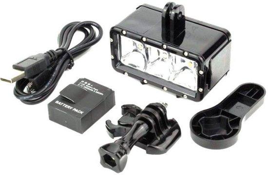 Diving Flash Light voor GoPro Hero 1 2 3 4