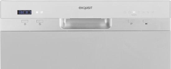 Exquisit GSP206A+ Zilver