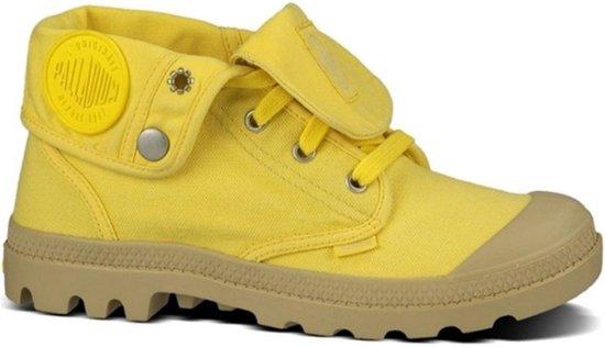 Chaussures De Palladium Jaune p4L1W
