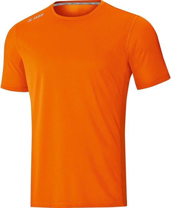 Jako Run 2.0 Shirt - Voetbalshirts  - oranje - 3XL