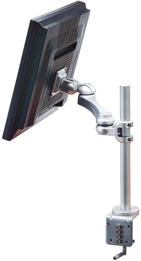ROLINE LCD monitorarm, 3 draaipunten, tafelmontage