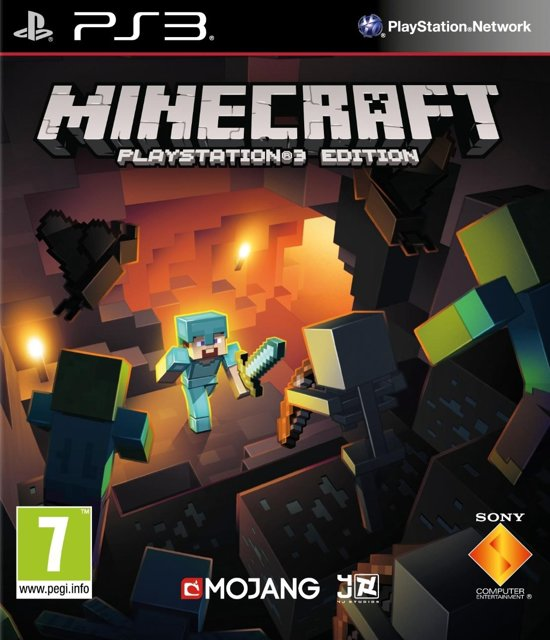 Fabulous bol.com | Minecraft - PlayStation 3 Edition - PS3, Sony | Games #HZ17