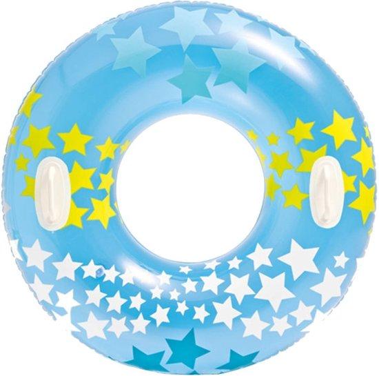 Intex Zwemband Stargaze Blauw/Roze/Paars 91 Cm