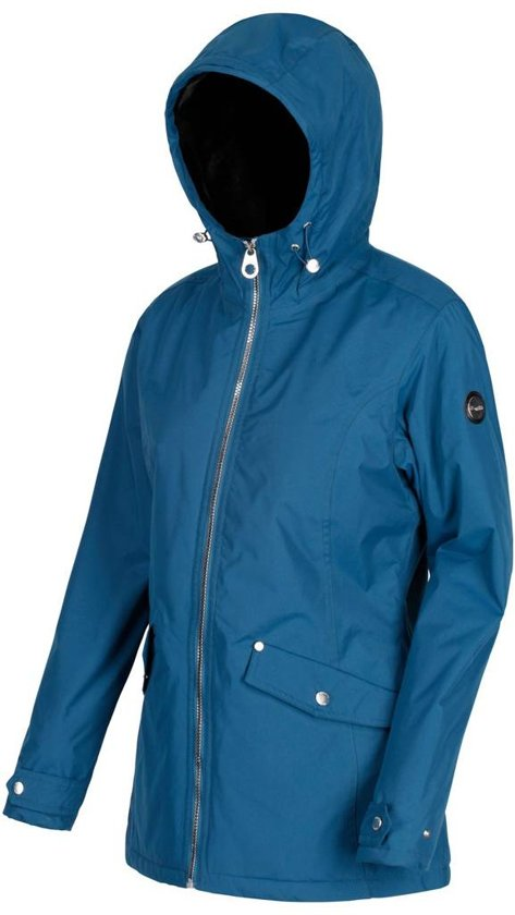 Majolica Dames Winterjas Regatta Bergonia Blue OaU551