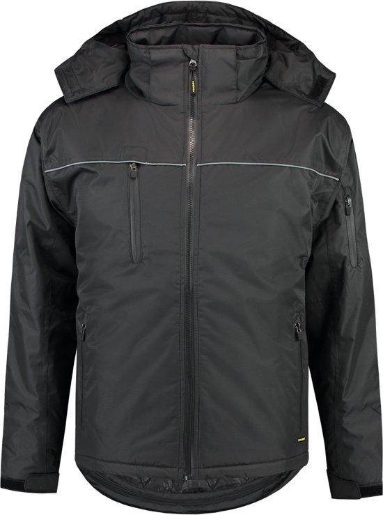 Tricorp Midi parka - Workwear - 402004 - Zwart - maat 5XL