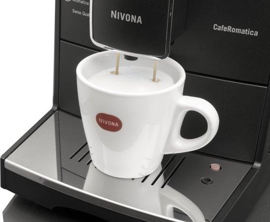Nivona NICR758 Café Romatica 758 Volautomatische Espressomachine