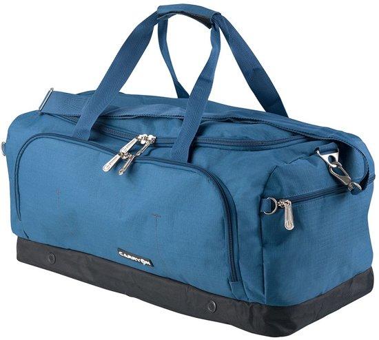 1adf9a779f7 bol.com | CarryOn - Daily - Weekendtas - Reistas - 60 liter - Blauw