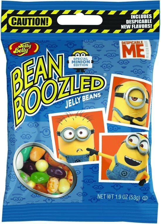 Bean Boozled Minion editie zakje