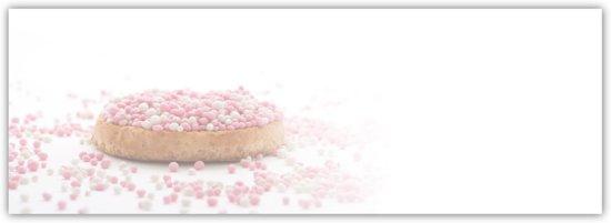 Louka Kraammand / kraamkado panter licht roze