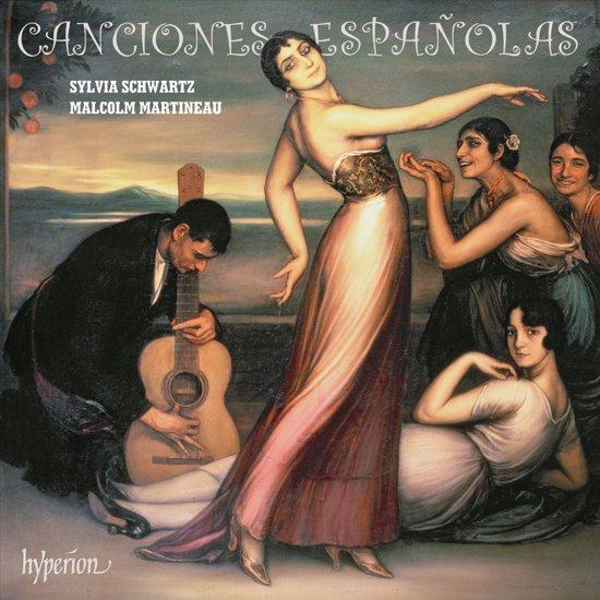 Canciones Espanolas