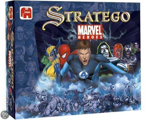 Stratego Marvel