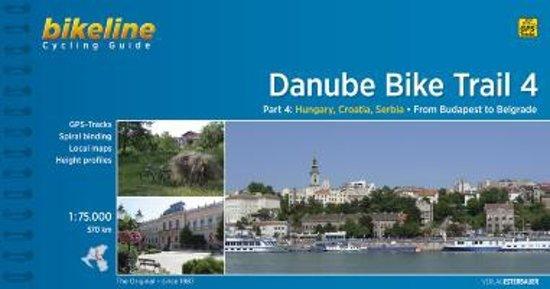 Danube Bike Trail 4 Cycling Guide Budapest to Belgrade