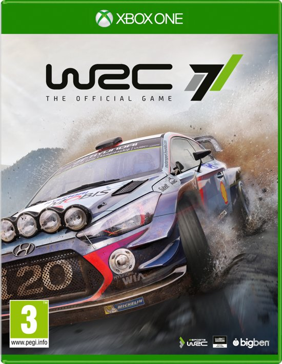 wrc 7 xbox one kopen. Black Bedroom Furniture Sets. Home Design Ideas