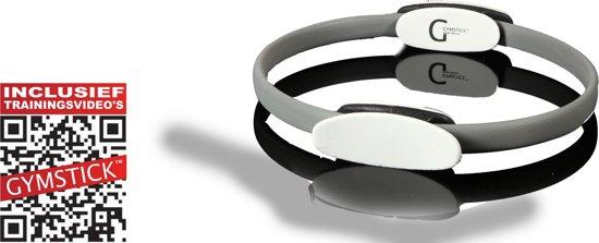 Gymstick Pilates Ring - Met trainingsvideo's