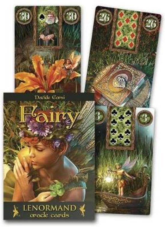 Fairy lenormand oracle marcus katz for Tuin lenormand