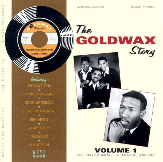 The Goldwax Story Vol. 1