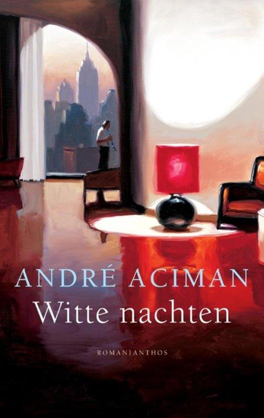 Boek cover Witte nachten van André Aciman (Onbekend)