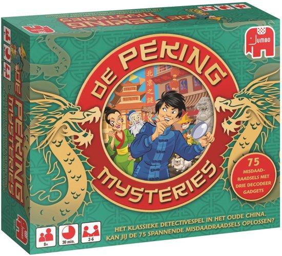 Afbeelding van het spel De Peking Mysteries - bordspel