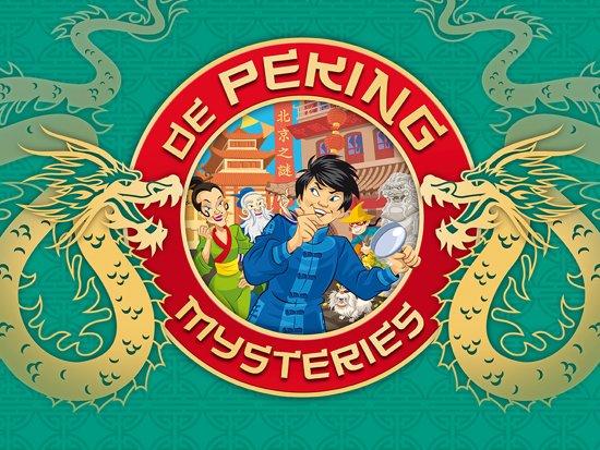 Thumbnail van een extra afbeelding van het spel De Peking Mysteries - bordspel
