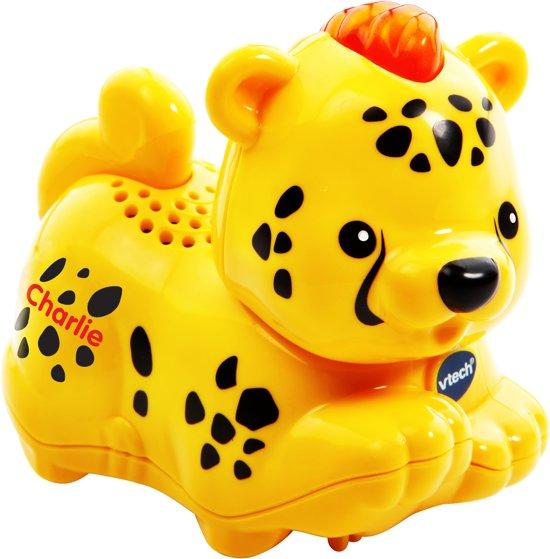 VTech Zoef Zoef Dieren Cheetah - Speelfiguur