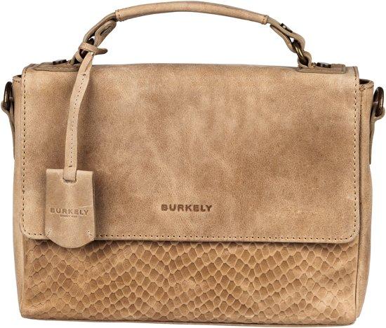 Burkely Flow Fem Citybag zand