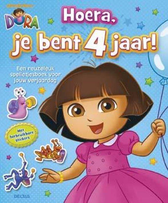 Dora Hoera, je bent 4 jaar!